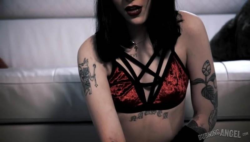 [BurningAngel.com] Charlotte Sartre - Goth Anal Whores 2