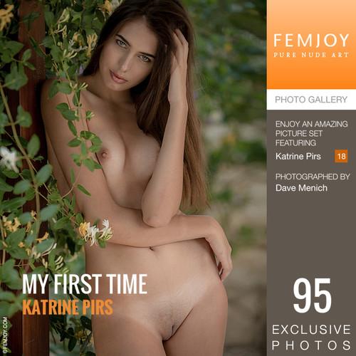 Katrine Pirs - My First Time (2018-08-17)