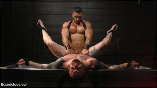 BoundGods – Arad, The Manhandler (Teddy Bryce & Arad Winwin)