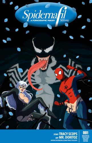 Tracy Scops - Spidernafil - She-venom