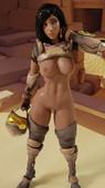 Pharah - Overwatch XXX sex Compilation