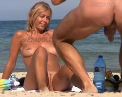 Vigour bottom sits on teen s naked wang