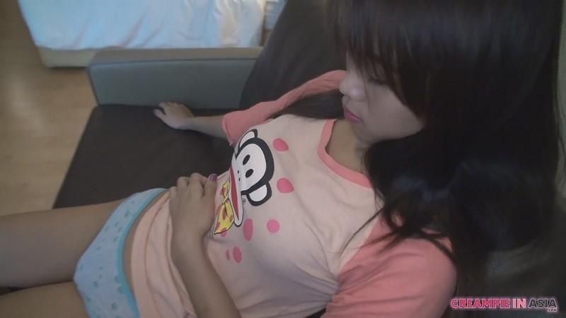 CreampiinAsia Girl Jaa