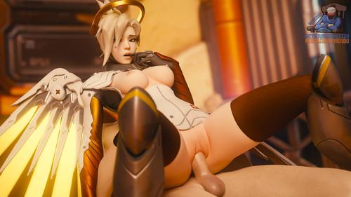 Mercy - Overwatch Compilation
