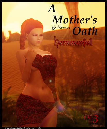 SKComics - A Mother's Oath - Hammerfell - Chapter 3