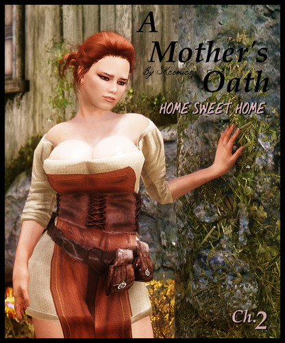SKComics - A Mother's Oath - Home Sweet Home - Chapter 2