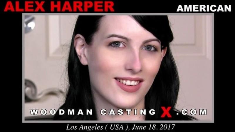 [WoodmanCastingX.com] Alex Harper - Casting X 186