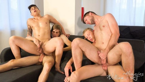 WilliamHiggins – Wank Party #99 Part 2 Raw