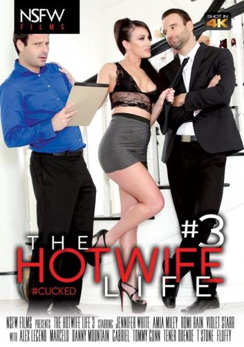 Romi Rain, Jennifer White, Amia Miley, Violet Starr - The Hotwife Life 3 (2018/WEBRip/FullHD)