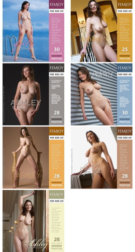 Ashley - 7 Pic Sets from FemJoy Cover