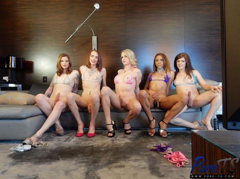 [Pure-TS.com] Bailey Love, Joss Amor, Natalie Anderson, Nikki Vicious, Taryn Elizabeth - Bailey Love...