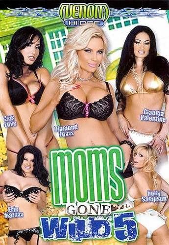 Moms Gone Wild 5  - claudia valentine, diamond foxx, erin marxxx, holly sampson, isis love (Venom-2009)