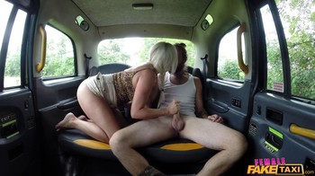 FemaleFakeTaxi Michelle Thorne E207