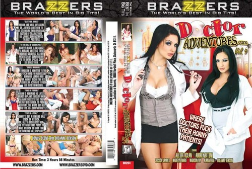 Doctor Adventures 9.  - Audrey Bitoni, Madison Ivy, Madelyn Marie, Alanah Rae, Aletta Ocean, Jessica Jaymes (2011)