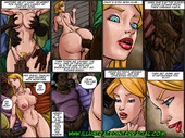 Mother Daughter Day - illustratedinterracial - 13 pages