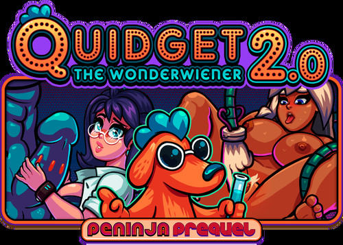 Team Tailnut - Quidget the Wonderwiener 2.0 - Version 0.2.0 Alpha Sextended Edition