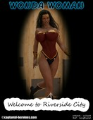 Captured Heroines - Wonda Woman - Welcome to Riverside City