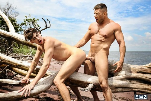MEN – Stranded Part 2 (Bruce Beckham & Jack Hunter)