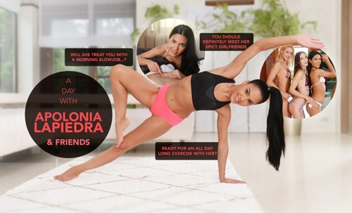 Lifeselector - A day with Apolonia Lapiedra & friends - Completed