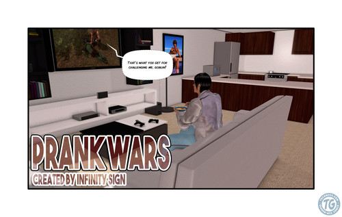 Infinity Sign - Prank Wars