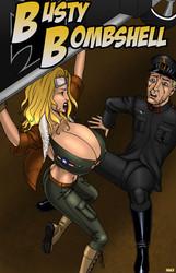 DeucesWorld - Busty Bombshell