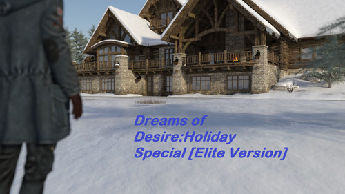 Lewdlab - Dreams of Desire: Holiday Special - Elite Version 1.0 + CG + Walkthrough