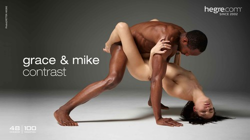Hegre Grace & Mike Contrast
