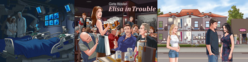 KahVegZul - Girls Hostel: Elisa in Trouble - Version 0.6.0