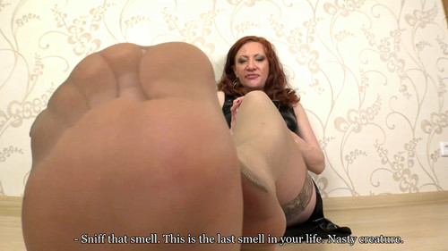 Helen - so, you wanna be my slave? (POV) Full HD