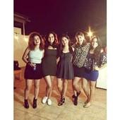 Girls in Mini Skirt