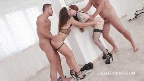 LegalPorno.com - Victoria Voxxx, Monika Wild - This aint vanilla Porn 1 Victoria Voxxx Vs Monika Wild Domination, Balls deep Anal, Squirt, DAP, Creampie to Swallow GIO743