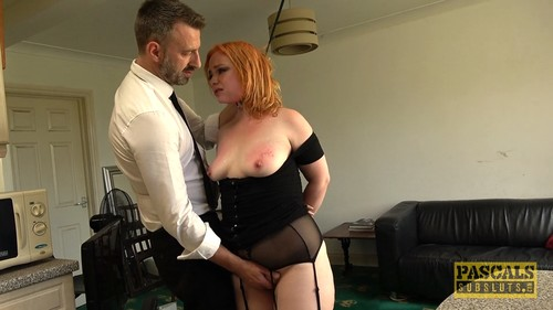 Harley Morgan - Cock Addict Tests Her Limits