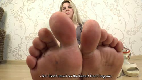 Cathy - sexy racist blondie (POV) Full HD