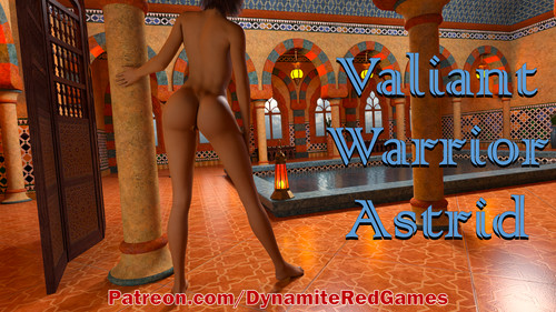DynamiteRedGames - Valiant Warrior Astrid - Version 0.5