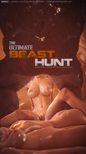 Oreo-Thelewdcookie - The Ultimate Beast Hunt
