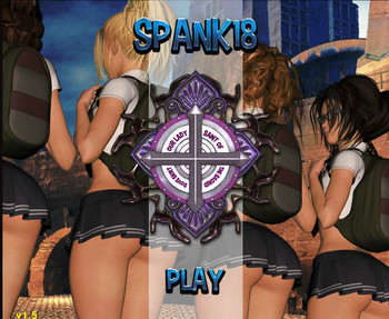 SPANK 19 BY BARBARIAN BABES