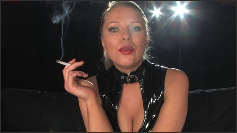 Abigail Toyne dominates you with her smoke