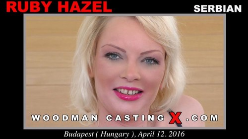 Woodman Casting X - Ruby Hazel - Casting X 156 - Updated