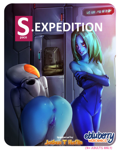 Ebluberry - S.expedition [sci-fi, harem, interracial,]