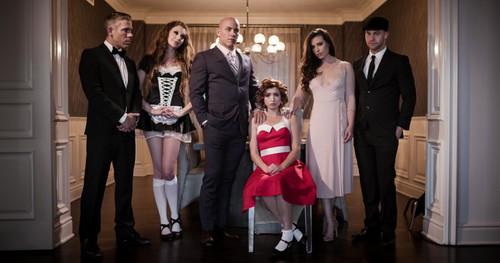 Pure Taboo - Casey Calvert, Eliza Jane, Elena Koshka (Anne - Act Two The Escape)