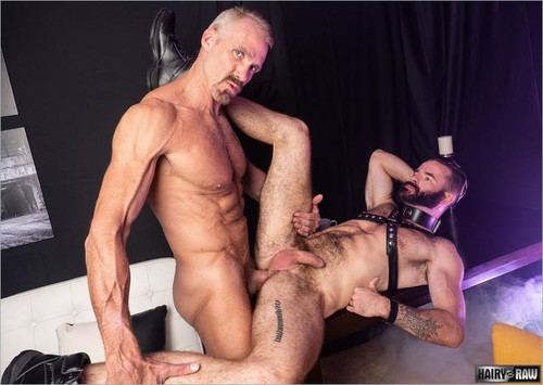 HairyAndRaw – Business Is Good (Dallas Steele & Brendan Patrick) Bareback