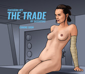 Sassafras - The Trade - New Star Wars porn comic - 24 pages - Ongoing
