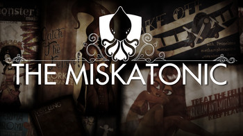 THE MISKATONIC FINAL BY RAPSCALLION