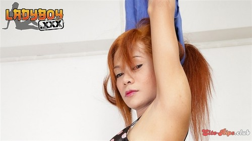 Jass Comes in with a Bang - Jass - ladyboy.xxx