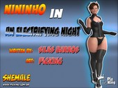 Nininho in Electrifying Night – Pig King