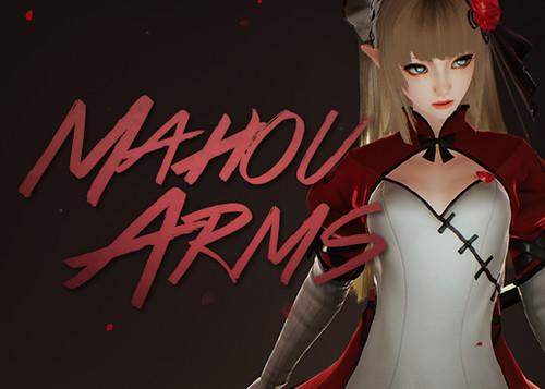 Paperbag - Mahou Arms - Version 0.1.525