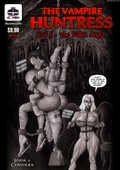 DBcomix - The Vampire Huntress Volume 5