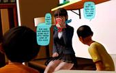 KainHauld - Part-time Babysitter: Chapter 3 - The New Babysitter - Part 1