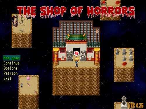 Futabox - The Shop of Horrors - Version 1.0 Completed
