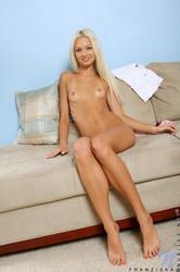 Francizca facella - young hot blonde